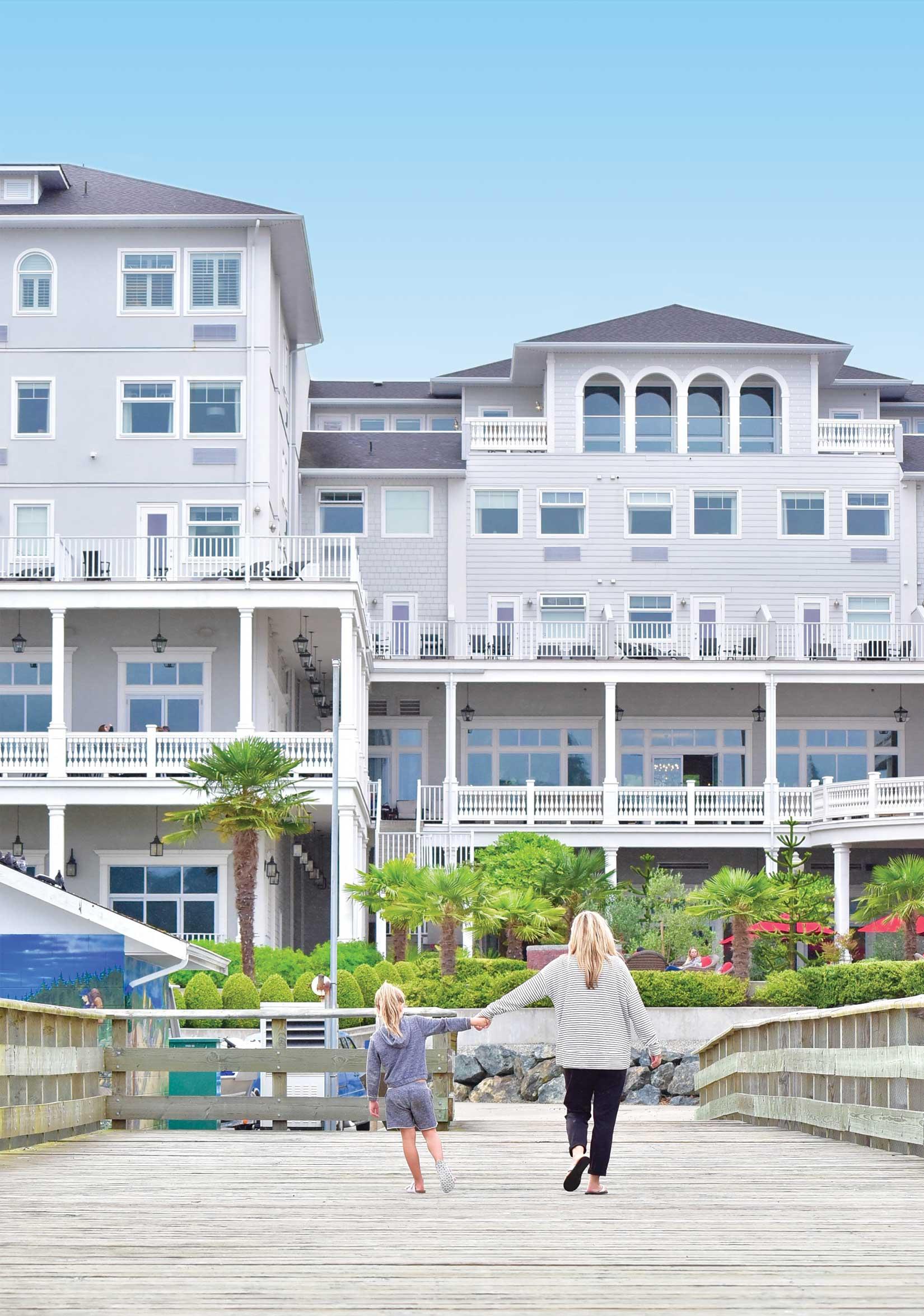 Prestige Oceanfront Resort Sooke