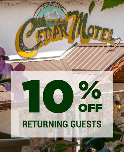 Cedar Motel Promo